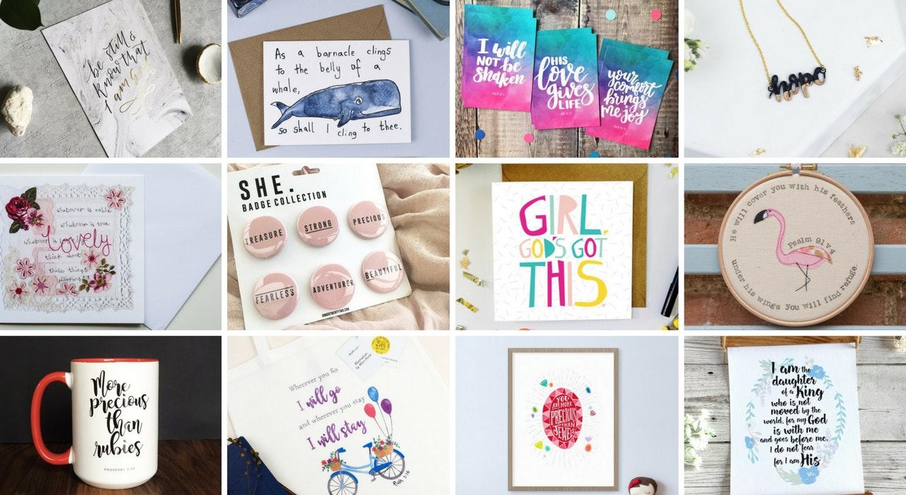 regalo cristiano para chica