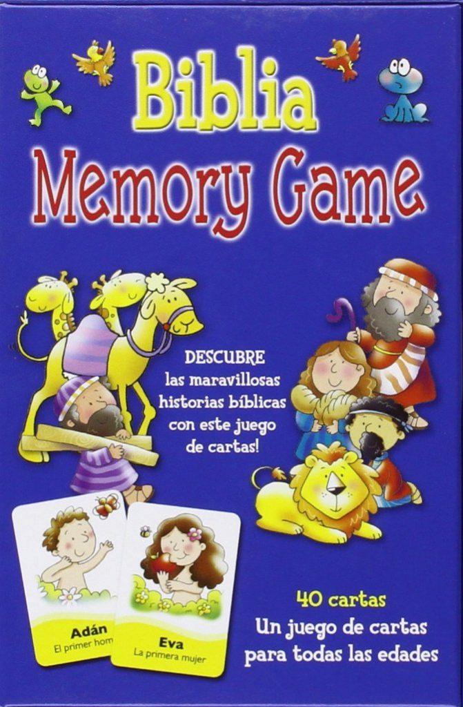 juegos de memoria biblia