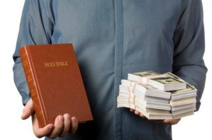 biblia y Dinero