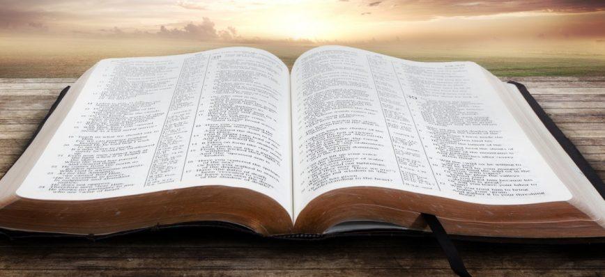 biblia como regal