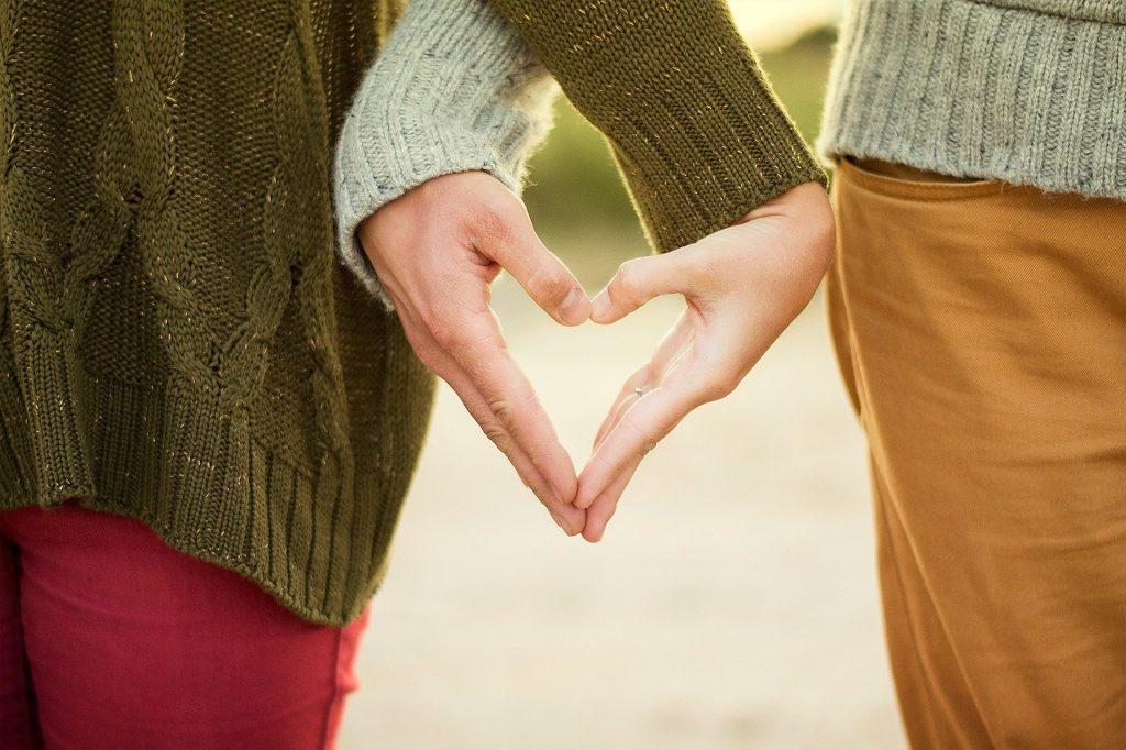 beso en el noviazgo cristiano