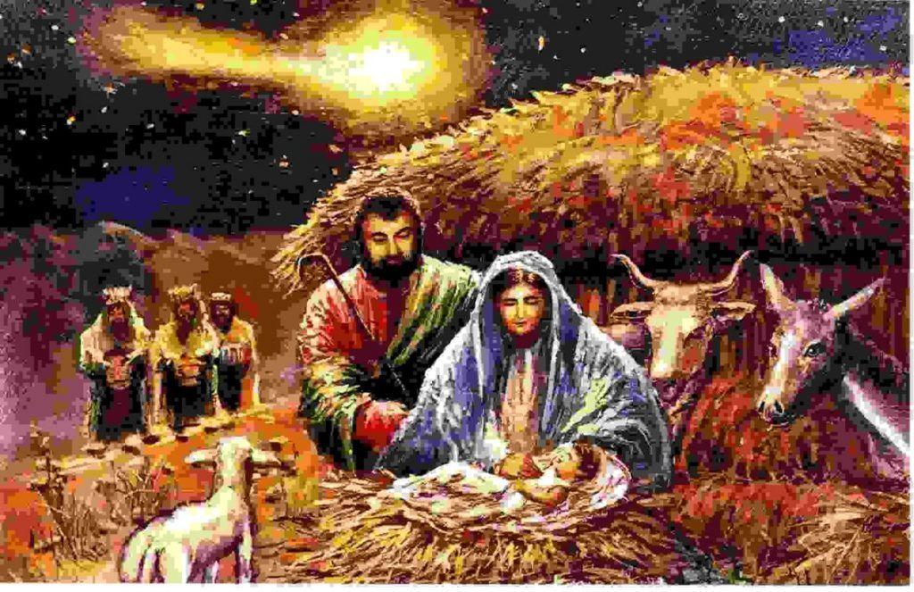 donde poner el nacimiento de navidad