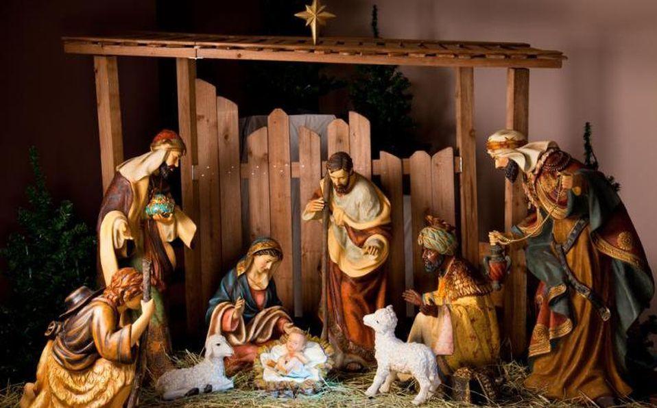 figuras del nacimiento de navidad