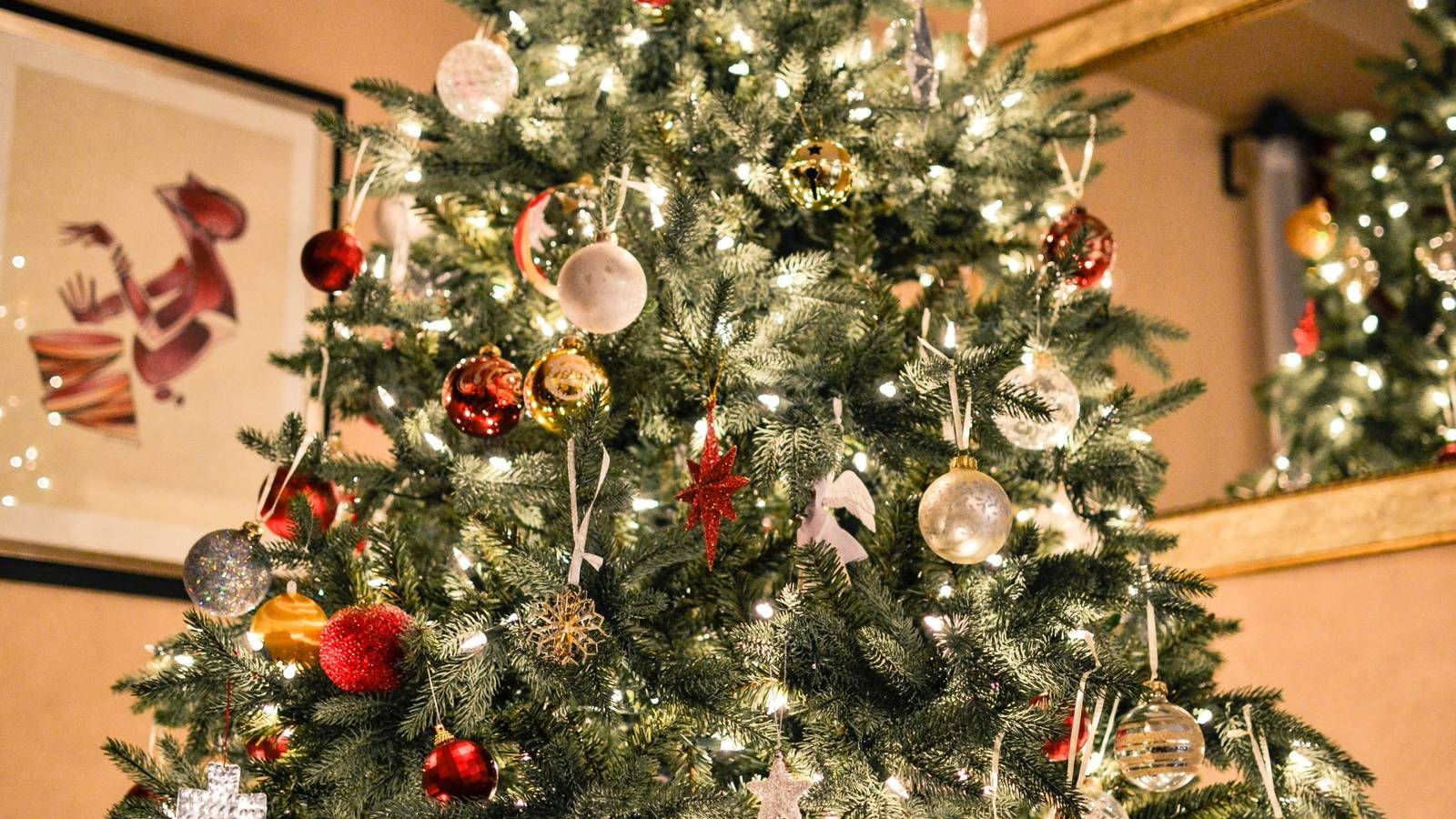 arboles de navidad modernos