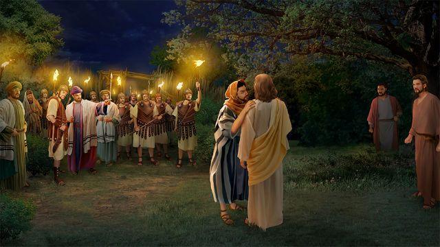 Miércoles Santo. Día de la Traición de Judas